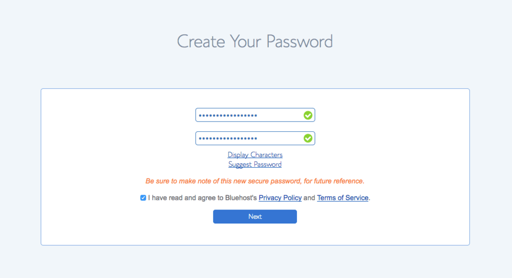 How to Start a Successful Blog SimmyideaS google account password 2
