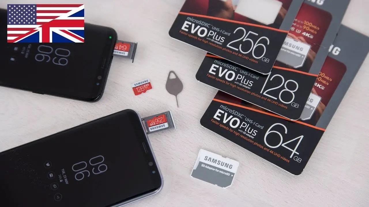 Samsung Evo plus MicroSD Card
