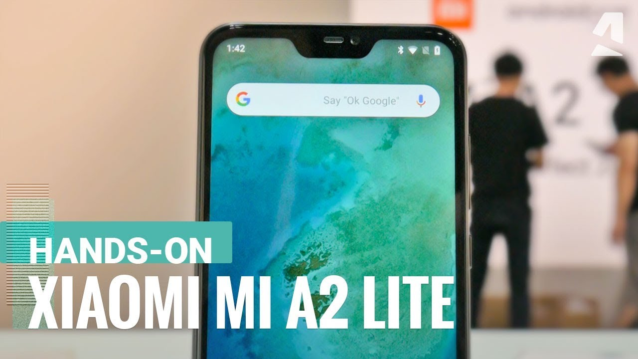 Xiaomi Mi A2 Lite Battery Front