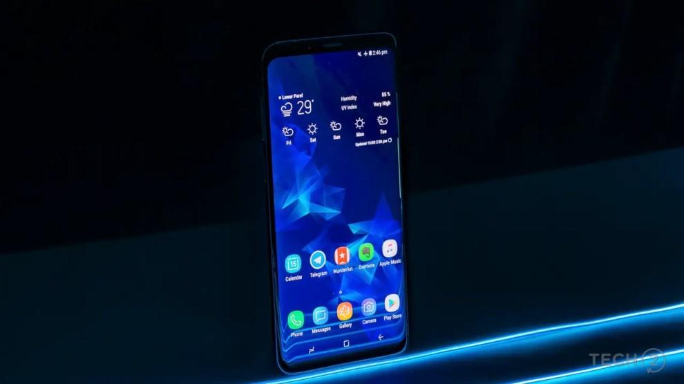 Samsung Galaxy S10 F