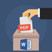 PDF Into a Word Document