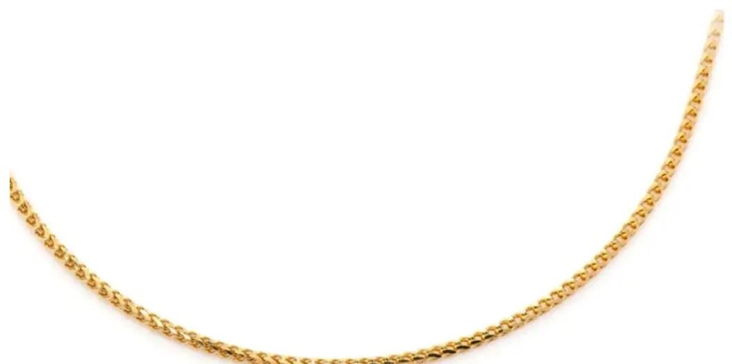 Franco Gold Chain