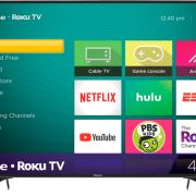 Hisense 50-inch 4K HDR Android TV