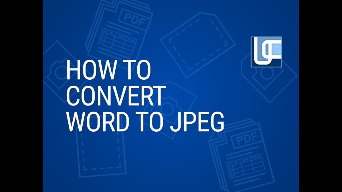 how to convert a doc file to jpeg