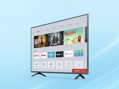 Mi 55 Inch Ultra HD TV
