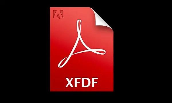 XFDF File