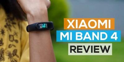 Xiaomi Mi Smart Band 4 Review