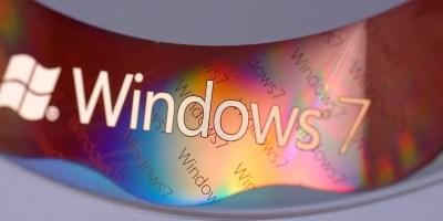 Windows 7 drivers
