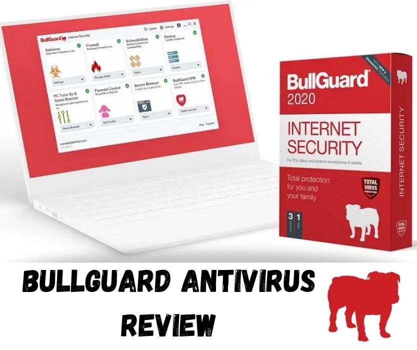 BullGuard Antivirus Review