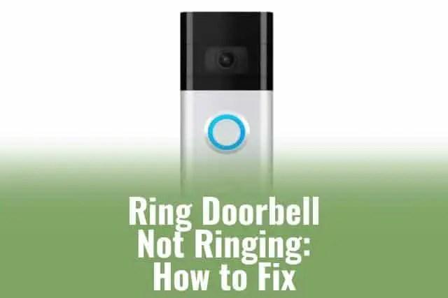 Ring Doorbell Troubleshooting Tips