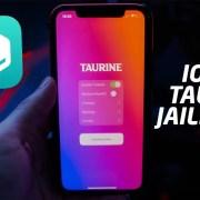 Taurine Jailbreak for iOS 14