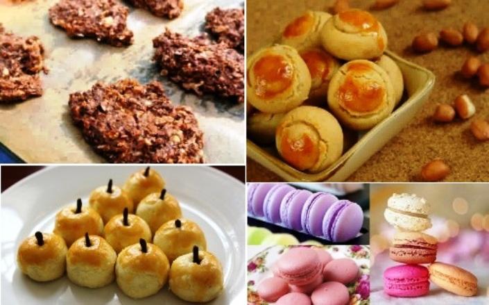 20 Resep kue kering Mudah bikinnya mewah rasanya  SI MOMOT