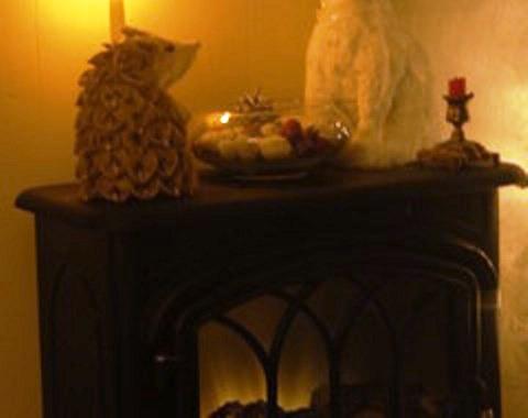 Foto contoh desain dan dekorasi pohon natal 14  SI MOMOT