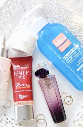 5 favourite beauty products