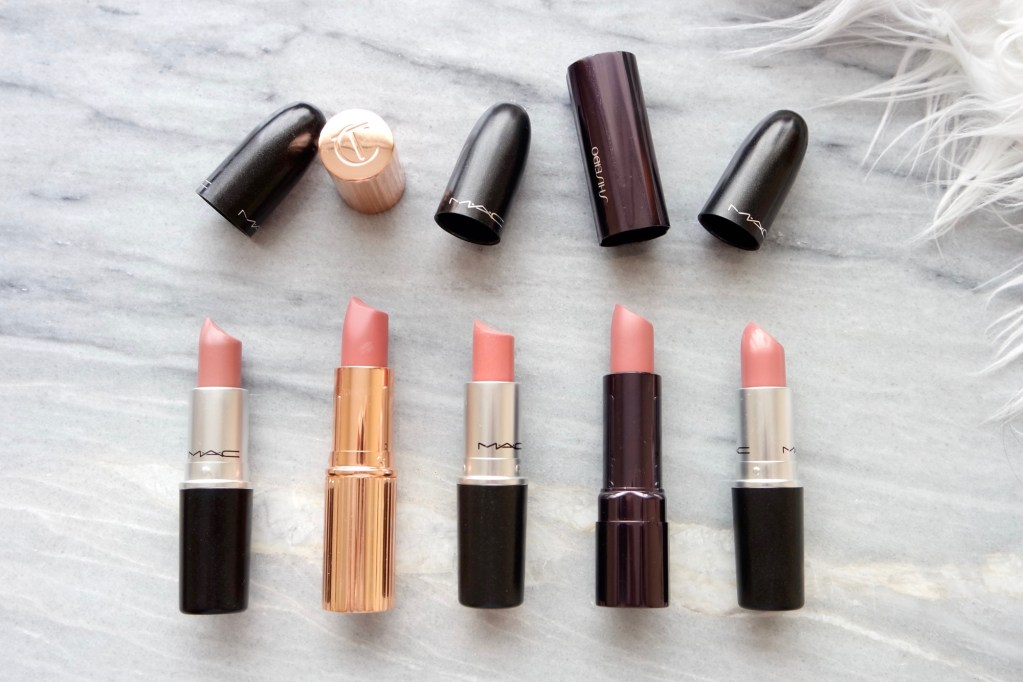 Top 5 everyday lipsticks
