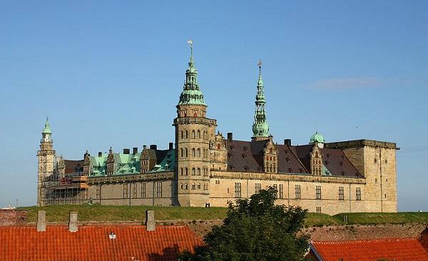 Castelul Kronborg, Danemarca