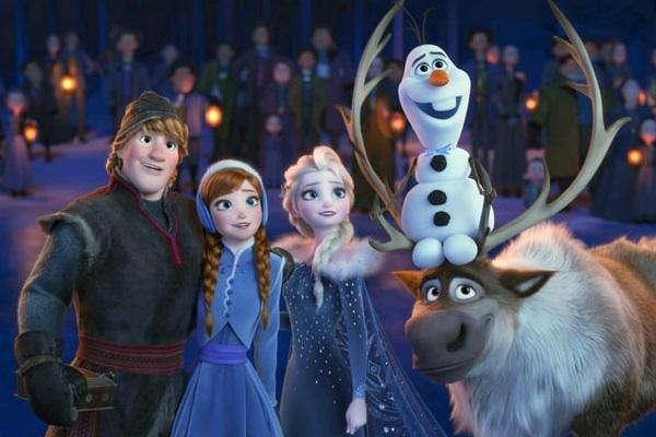 Frozen 2 - Regatul de Gheata 2