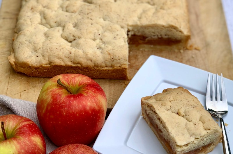 Gluten-free Apple Pie Bars
