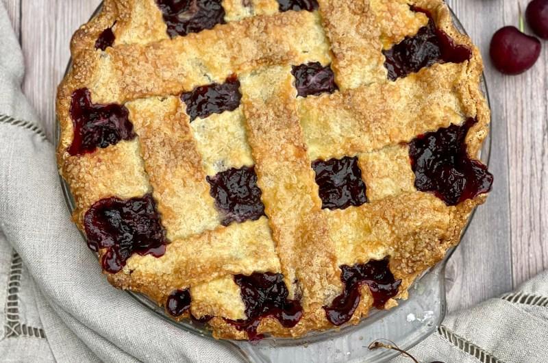 Gluten-free Cherry Pie