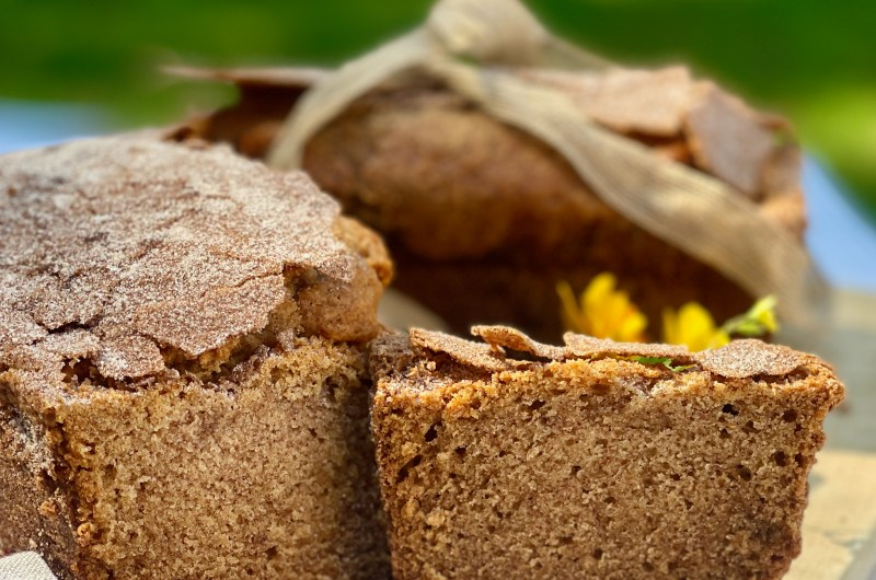 Gluten-free Amish Cinnamon Bread