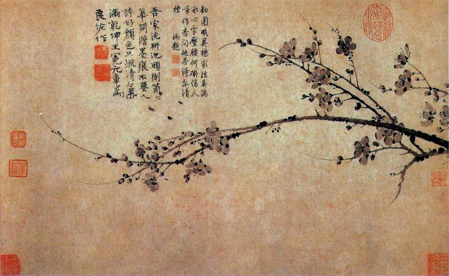 Arte cinese Paesaggi del mondo interiore  Articoli
