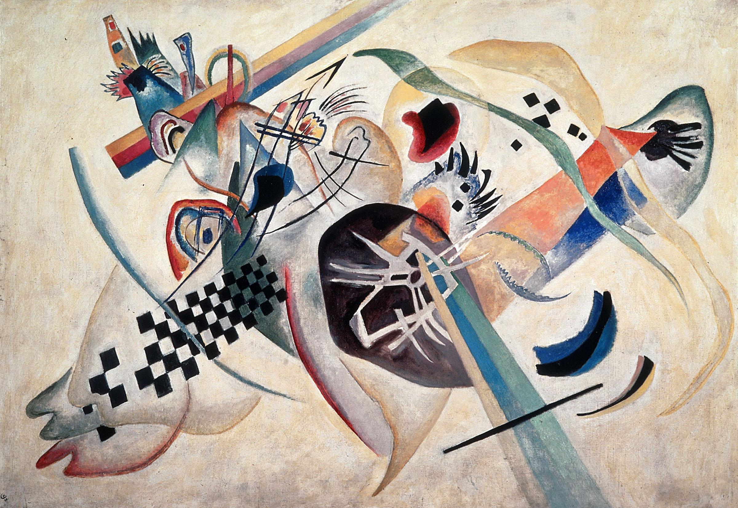 Il grande salto di Kandinsky  Articoli