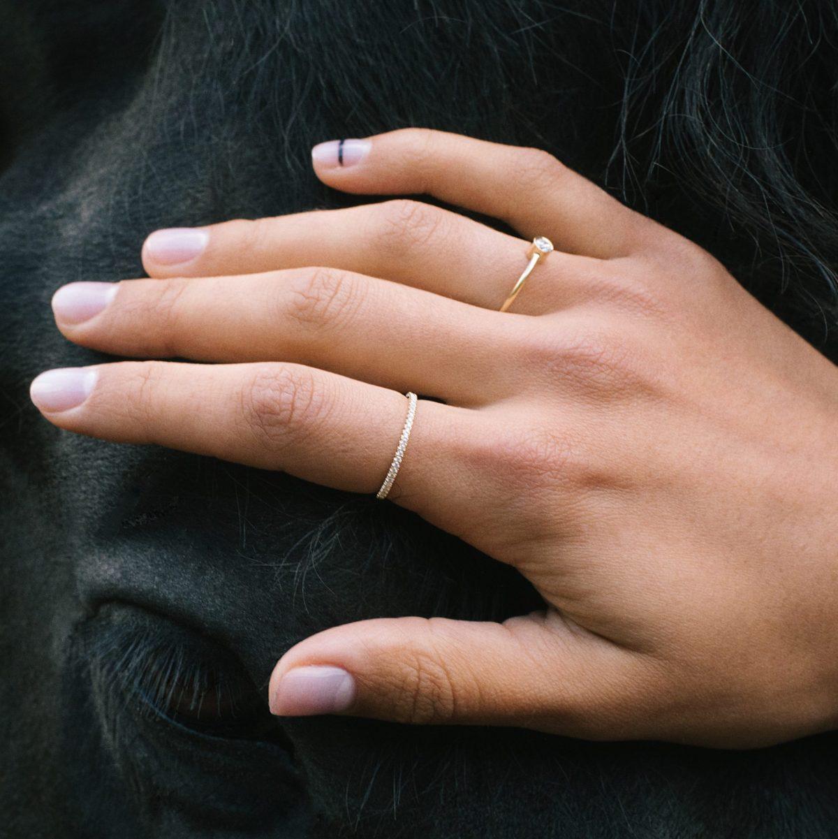 Grand Diamond Ring