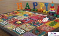 Geburtstagskuchen Nr. 1: Butterkekskuchen  Simonas Leckereien