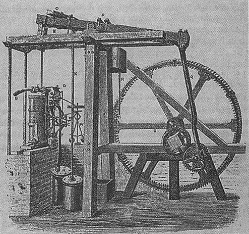 1799 Boulton&watt engine