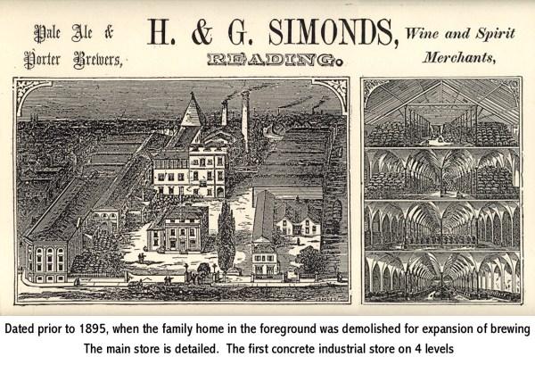 1895 Brewery Print
