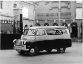 1954 Bedford van Arthur Cooper