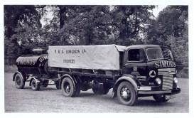 1955 Commer Tug & tanker