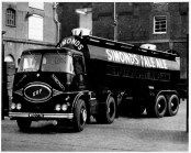 1962 ERF truck Simonds Pale Ale - Belguim