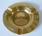 Ashtray-Brass