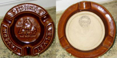 Ashtray-bakelite