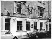 Clifton, Alma Vale Rd, The Alma Tavern 1960