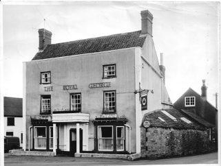 Thornbury, Royal George, 1960