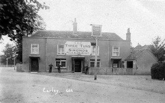 Earley, Three Tuns