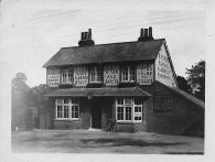 Hickfield, New Inn c 1915