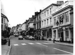 Penzance Cornwall Cornish Arms c1960