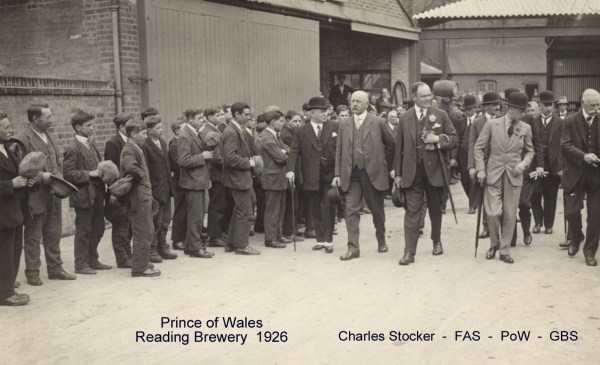 Prince of Wales 1926 c