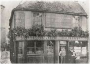 Reading, Broad St. The Post Office Tavern c1899. Compliments of Reading Museum archives