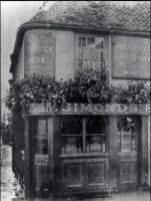 Reading, Chain St. Post Office Tavern [1880-1919] 1895