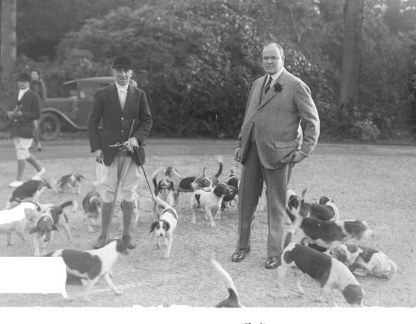 Simonds FA 1933 Hounds