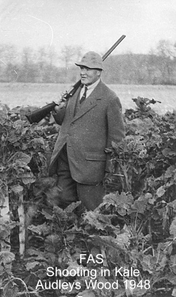 Simonds FA 1950 Kale shoot
