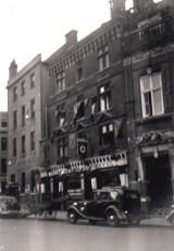 Colston Avenue, White Lion, still trading.