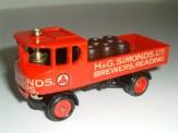 Truck-Lledo-Steam