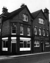 Architects dept Bridge street 1979
