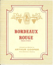 Bordeau Rouge