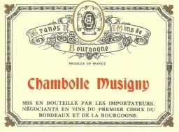 Chambolle Musigny